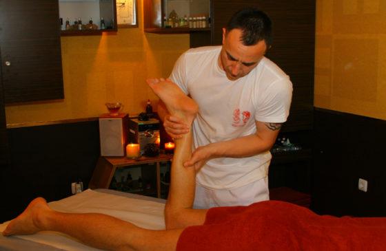 YoViBi studio - лучший массаж в Варне