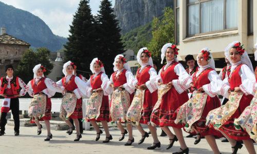 Болгарское Хоро