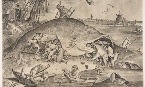 Знак Рыбы (Ихтис)