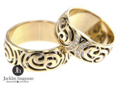 Годежни пръстени от Жаклин Хугасян