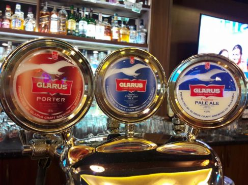 Glarus - Black Sheep Beer House