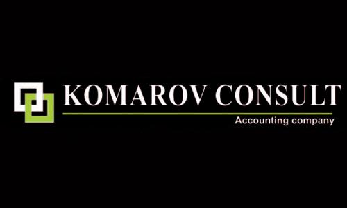 КОМАРОВ КОНСУЛТ –Счетоводни услуги, Регистрация на фирми.