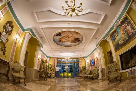 Anastasia Palace — ОАЗИС НА СОЛНЕЧНОМ БЕРЕГУ