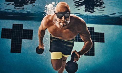 Orange fitness — Аква аеробика