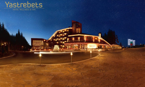 Yastrebets HOTEL WELLNESS & SPA