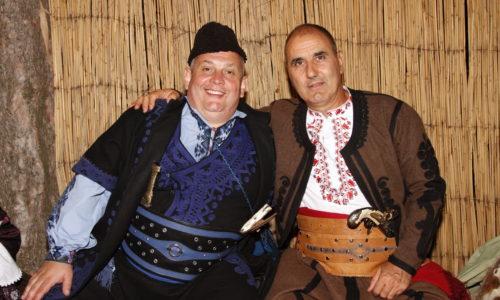 Фестивалът на  фолклорната носия в Жеравна